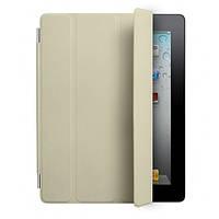 Чехол для Apple iPad 2  Smart Cover Cream из кожи