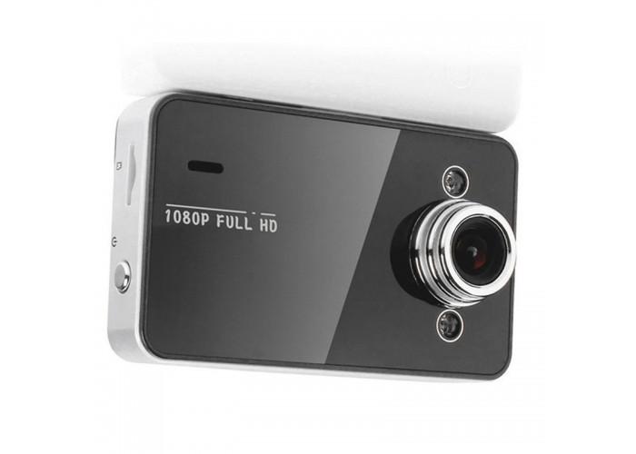 Авторегистратор K6000 (50) Видеорегистратор автомобильный Black box k6000 Full HD
