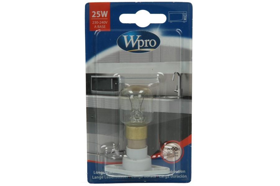 Лампа освещения микроволновой печи Wpro 484000000987