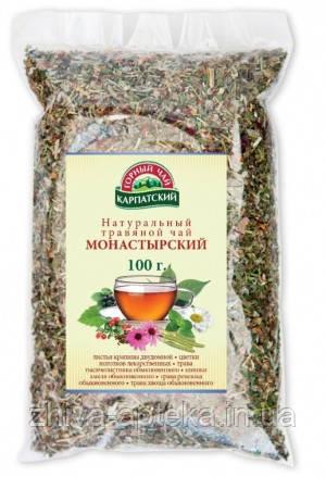 """Монастрыский (очищающий) ТМ"""" Карпатский горный чай"""""""
