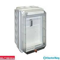 Коробка монтажная пластиковая SW-K-51 IP55 под автоматические выключатели (250*166*140) (e-next)