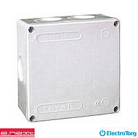 Коробка монтажная пластиковая, 6, IP44, 380 В, 5*10 (e-next)