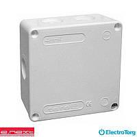 Коробка монтажная пластиковая, 6, IP44, 380 В, 5*4 (e-next)
