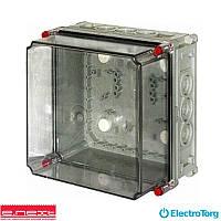 Коробка монтажная пластиковя Z3 W 3-3-3-3 IP55  (250*250*186) (e-next)