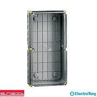 Коробка монтажная пластиковя Z4 IP55 (505*250*186) с непрозрачной крышкой (e-next)