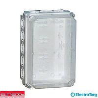Коробка монтажная пластиковая Z1 W IP 55 (166*166*140) (e-next)