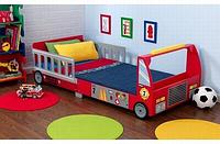 Детская кроватка KidKraft 76031 Пожарная машина