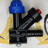 Форсунка концевая с боковым отсекателем на опрыскиватель, фото 1