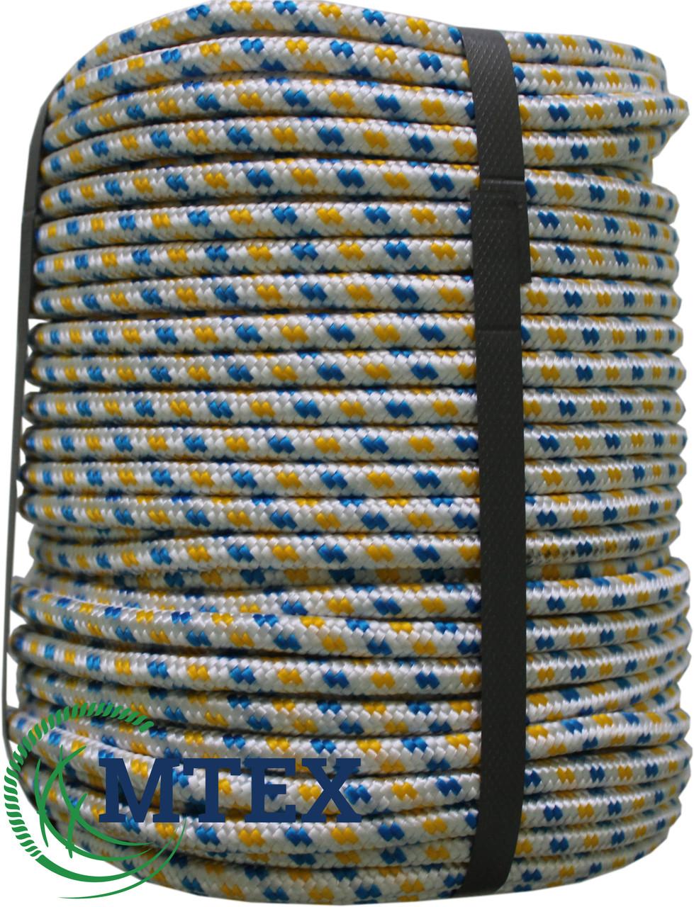 Ø 8мм/100м Веревка полипропиленовая