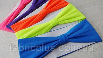 Детская повязка для волос цвет в ассортименте