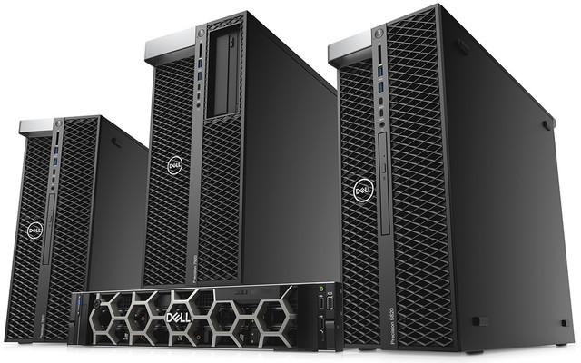 Рабочие станции Dell Precision