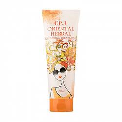 Маска для волос с экстрактом восточных трав Esthetic House CP-1 ORIENTAL HERBAL CLEANSING TREATMENT