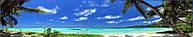 Скинали Море Пляж Кухонный фартук