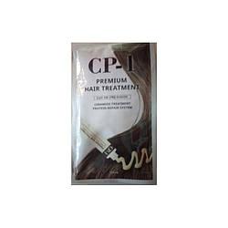 Протеиновая маска для лечения повреждённых волос Пробник Esthetic House CP-1 Premium Hair Treatment