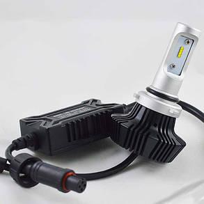 Комплект LED ламп в основные фонари серии G7 под цоколь HB4/9006 24W 4000 Люмен/Комплект, фото 2
