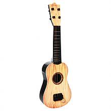 Гітара дитяча 54см 898-17-18 4 струни (898-18-2)