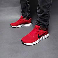 Мужские летние кроссовки Nike Zoom красные