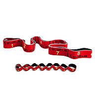 Тренажер для растяжки Sveltus (France) Elastiband® / 10 кг. / Цвет: Красный/Red
