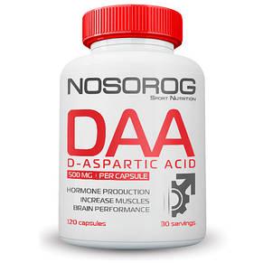 NOSOROG Nutrition DAA 120 caps, фото 2