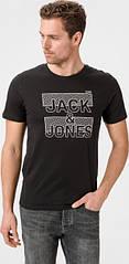 Футболка Jack & Jones 12167303 L Black