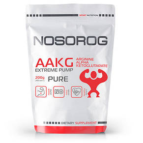NOSORIG Nutrition AAKG 200 g, фото 2