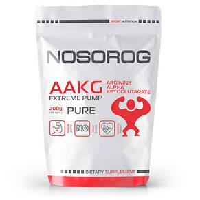 NOSOROG Nutrition AAKG 200 g, фото 2
