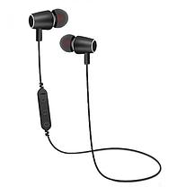 Беспроводные Bluetooth наушники MDR BT 001 Black, фото 2