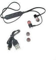 Бездротові Bluetooth-навушники MDR BT 001 Black, фото 3