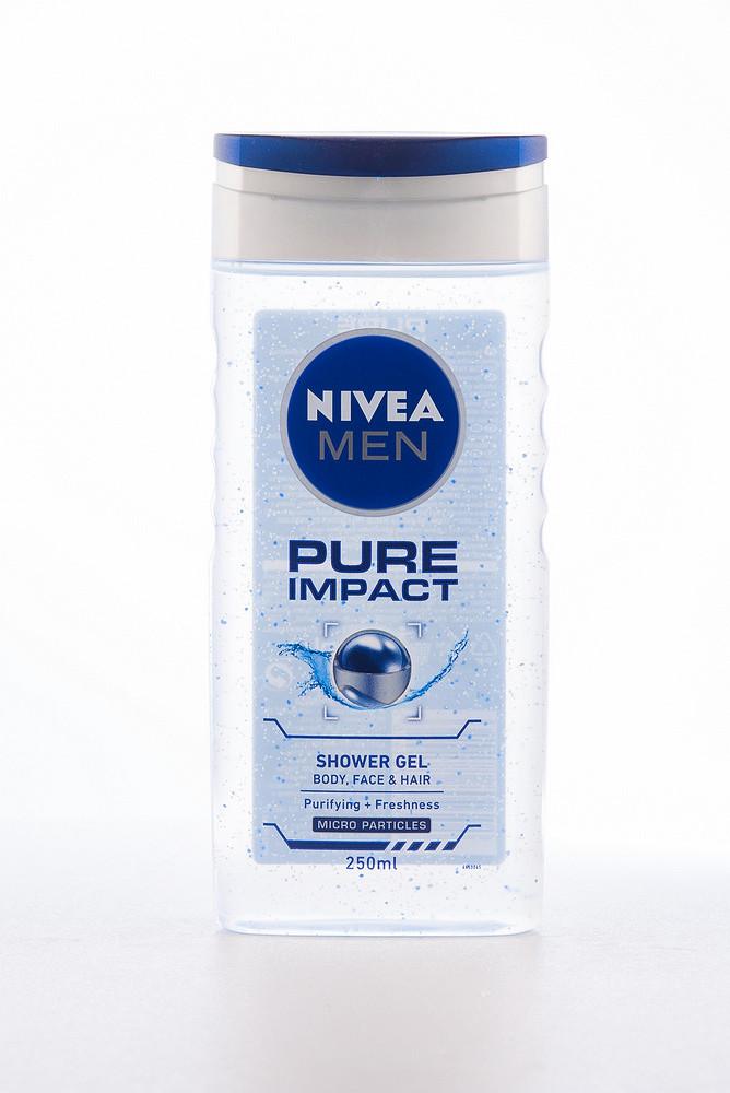 - Nivea Гель д/душу (12*250)  Pure Impact