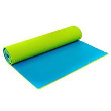 Коврик для фитнеса,гимнастики,йоги