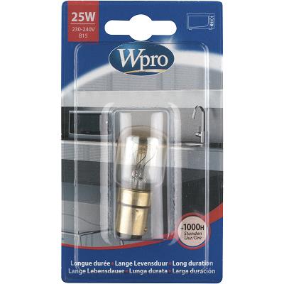 Лампа освещения микроволновой печи Wpro 484000000988