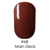 Гель-лак Naomi №68 Main Deck 6 мл