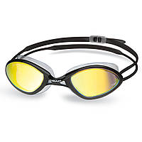 Очки для плавания HEAD Tiger Race LSR + зеркальное покрытие
