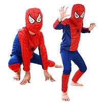 Костюм Человека паука, Спайдермена. Карнавальный костюм Человек Паук Spiderman детский 1930