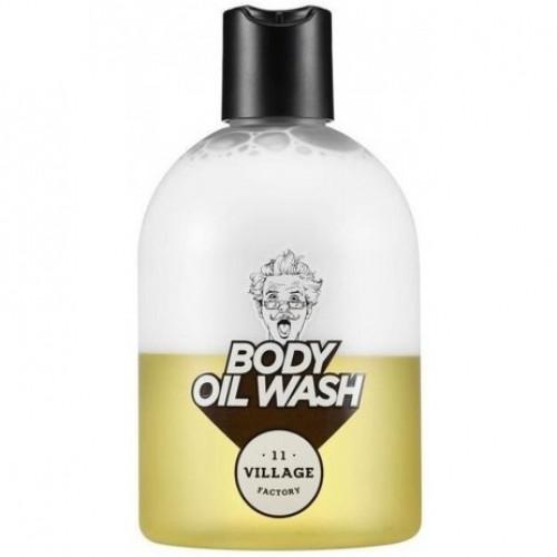 Расслабляющий гель-масло для душа 300 мл Village 11 Factory Relax Day Body Oil Wash