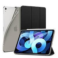 Чехол ESR для Apple iPad Air 4 (2020) Rebound Slim, Jelly Black (3C02200530101)
