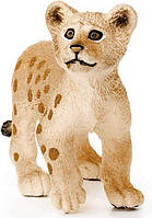 Schleich 14813 Фигурка Schleich Львенок Lion Cub