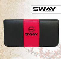 Чохол SWAY для 2 ножиців + аксесуарів з кишенею на блискавці (110 999 001)