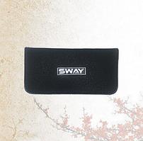 Чохол SWAY для 2 ножиців SWAY BLACK EDITION SMALL (110 999 001)