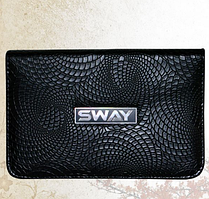 Чохол SWAY для 6 ножиць SWAY BLACK SNAKE LARGE (110 999009)