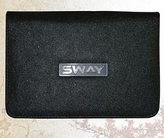 Чохол SWAY для 6 ножиць SWAY GLAMOUR LARGE (110 999008)