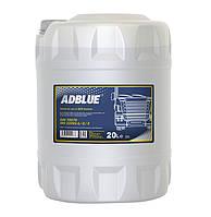 AdBlue - добавочная жидкость для катализаторов SCR, раствор 32,5%  20 л