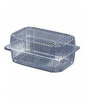 Одноразовый пищевой контейнер 230x130x78 мм, V=1550 мл