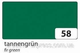Фетр150g/m², 20x30cm, 10 лист №58 tannengrün