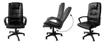 Кресло офисное NEO 8133 чорное