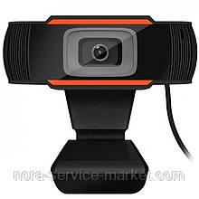 Веб-камера OUSL-011 720p Black