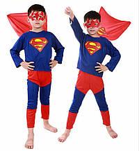 """Детский карнавальный костюм """"Супермен"""" для мальчика. Маскарадный костюм супермена 1931"""
