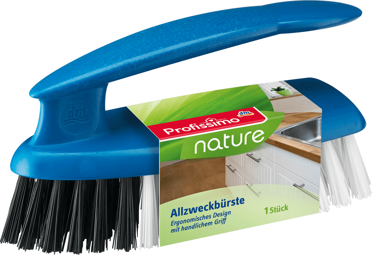 Универсальная щетка Profissimo nature Allzweckbürste, 1 шт
