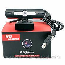 Веб-камера 104 640p Black
