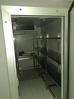 Холодильная камера в коттедж 3